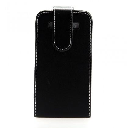 Pouzdra a kryty Winner group flip pouzdro pro Samsung Galaxy Mini 2, černá