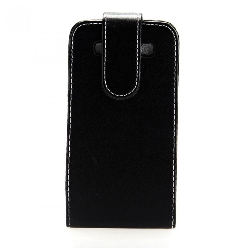 Pouzdra a kryty Winner group flip pouzdro pro Samsung Galaxy Note 2, černá