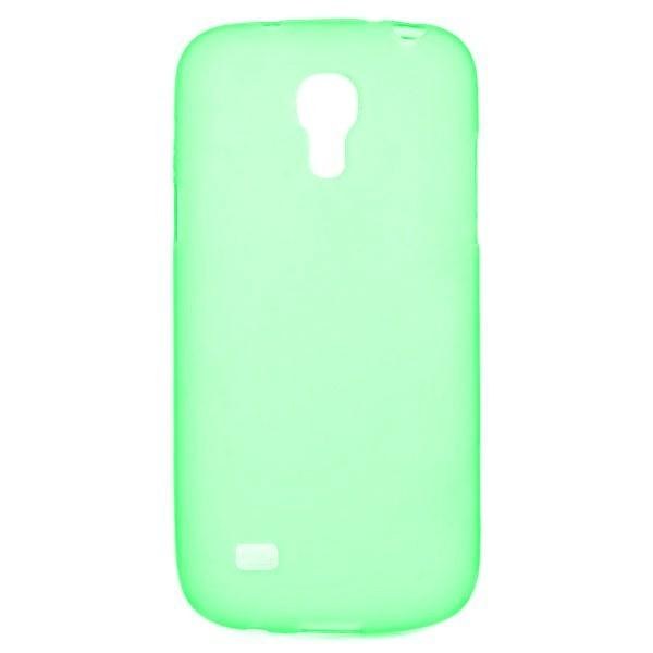 Pouzdra a kryty Winner Group gelskin + fólie pro Galaxy S4, zelená