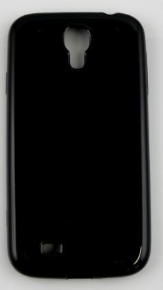 Pouzdra a kryty Winner Group gelskin + fólie pro Sam Galaxy S4, černá