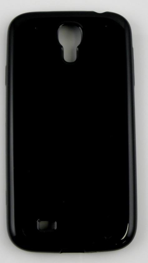 Pouzdra a kryty Winner Group gelskin + fólie pro Sam Galaxy S4, černá ROZBALENO