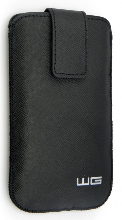 Pouzdra a kryty Winner Group pouzdro PURO pro iPhone 6 plus / 6s Plus, černá