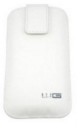 Pouzdra a kryty Winner Group PURE obal pro Samsung Galaxy Note 2, bílá