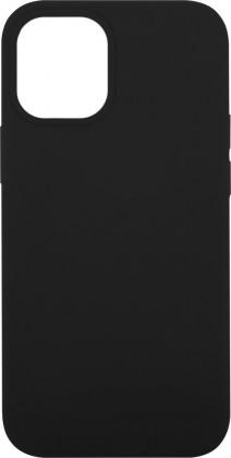 """Pouzdra a kryty Zadní kryt pro Apple iPhone 12 Max/12 Pro, 6,1"""", Liquid, černá"""