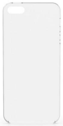 Pouzdra a kryty Zadní kryt pro Apple iPhone 5/5S/SE, průhledná