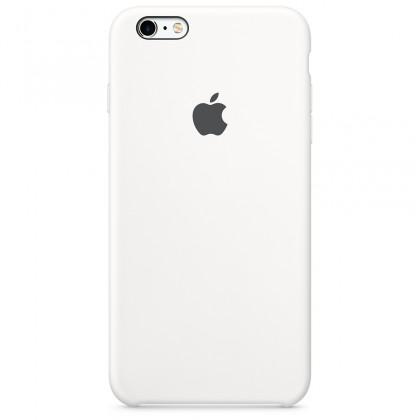 Pouzdra a kryty Zadní kryt pro Apple iPhone 6/6S, bílá