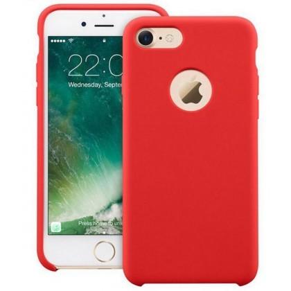 Pouzdra a kryty Zadní kryt pro Apple iPhone 7/8, červená