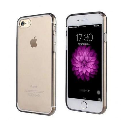 Pouzdra a kryty Zadní kryt pro Apple iPhone 7/8, průhledná