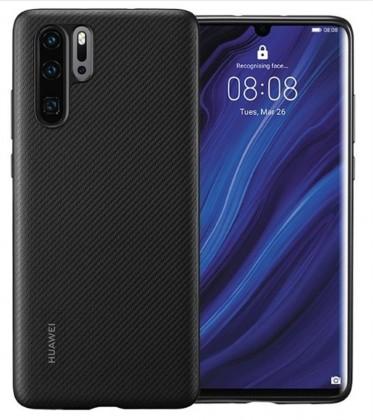 Pouzdra a kryty Zadní kryt pro Huawei P30 PRO, černá