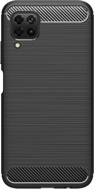 Pouzdra a kryty Zadní kryt pro Huawei P40 lite, Carbon, černá