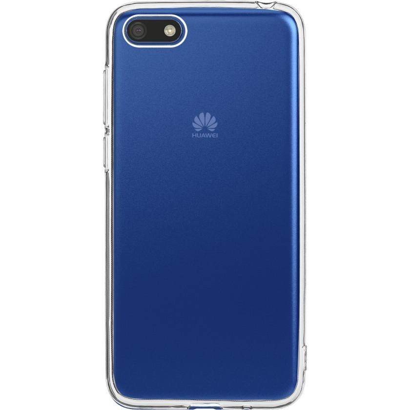 Pouzdra a kryty Zadní kryt pro Huawei Y5 2018/Honor 7S, průhledná