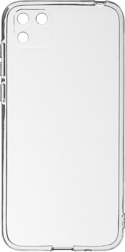 Pouzdra a kryty Zadní kryt pro Huawei Y5P/Honor 9S, Slim, průhledná