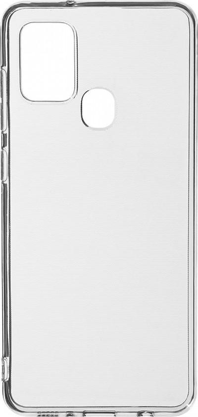 Pouzdra a kryty Zadní kryt pro Samsung Galaxy A21s, Slim, průhledná