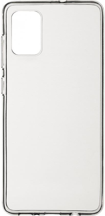 Pouzdra a kryty Zadní kryt pro Samsung Galaxy A51, Slim, průhledná