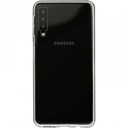 Pouzdra a kryty Zadní kryt pro Samsung Galaxy A7, průhledná