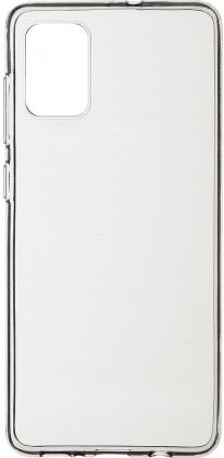 Pouzdra a kryty Zadní kryt pro Samsung Galaxy A71, Slim, průhledná