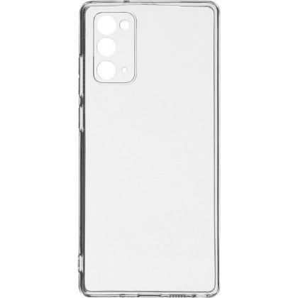Pouzdra a kryty Zadní kryt pro Samsung Galaxy Note 20, Slim, průhledná ROZBALENO