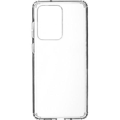 Pouzdra a kryty Zadní kryt pro Samsung Galaxy S20 Ultra, Comfort, průhledná