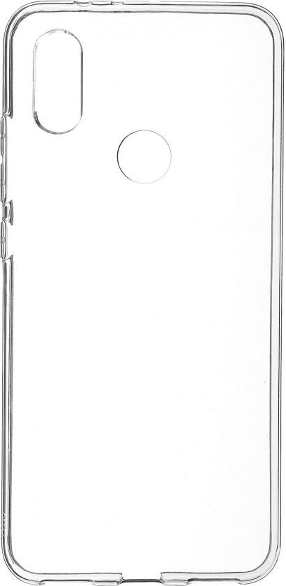 Pouzdra a kryty Zadní kryt pro Xiaomi Mi 8, průhledná