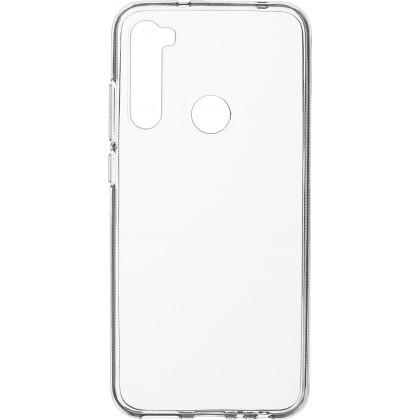 Pouzdra a kryty Zadní kryt pro Xiaomi Redmi Note 8T, Slim, průhledná