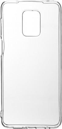 Pouzdra a kryty Zadní kryt pro Xiaomi Redmi Note 9 Pro, Slim, průhledná