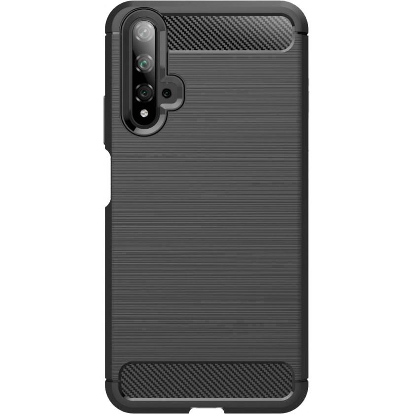 Pouzdra Huawei Zadní kryt pro Huawei Nova 5T/Honor 20, černá
