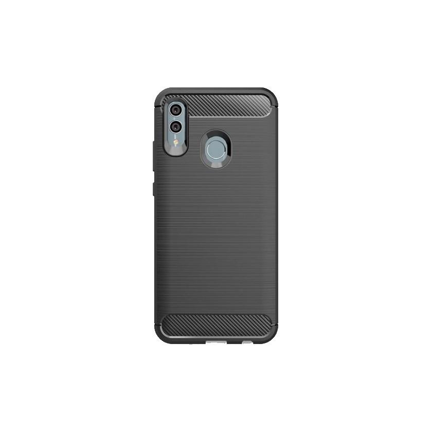 Pouzdra Huawei Zadní kryt pro Huawei P Smart Z, karbon, černá