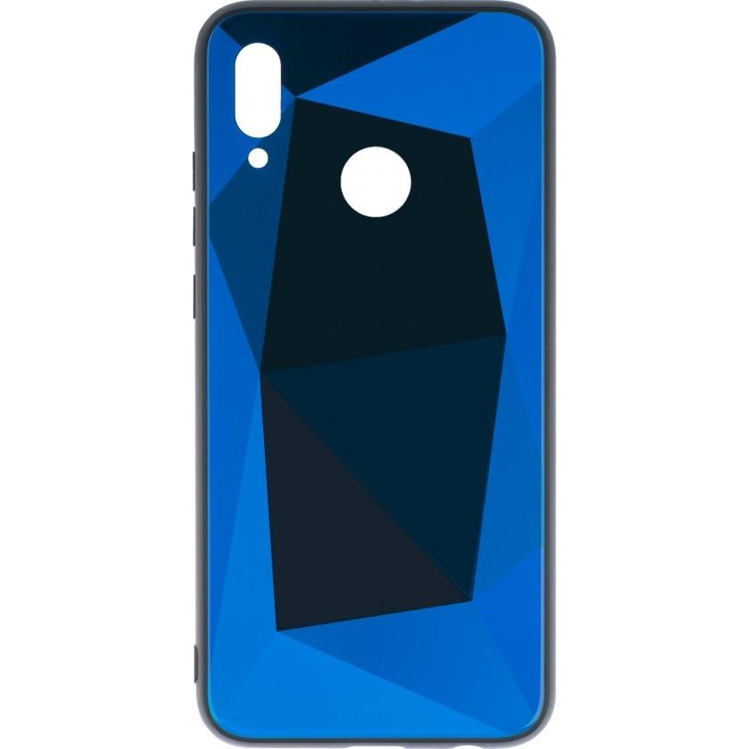 Pouzdra Huawei Zadní kryt pro Huawei PSMART 2019/Honor 10 LITE, modrá