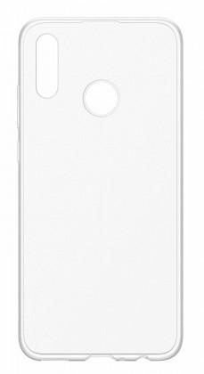 Pouzdra Huawei Zadní kryt pro Huawei PSmart 2019, průhledná