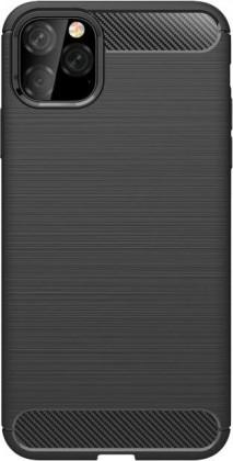 Pouzdra iPhone Zadní kryt pro Apple iPhone 11 Pro, karbon, černá