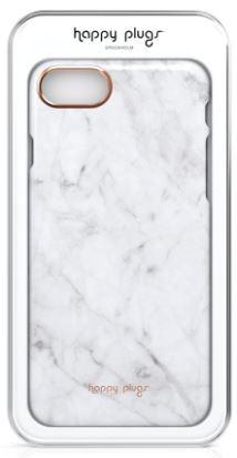 Pouzdra iPhone Zadní kryt pro Apple iPhone 7/8 slim, mramorová bílá