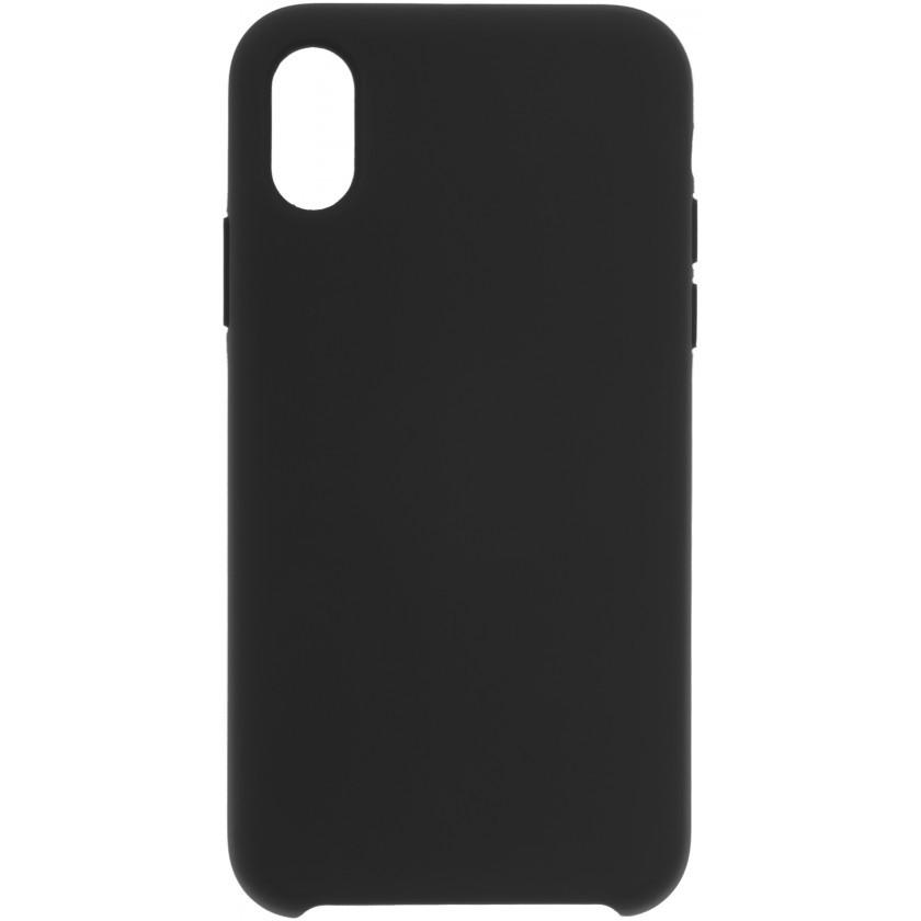 Pouzdra iPhone Zadní kryt pro Apple iPhone X/XS, Liquid, černá