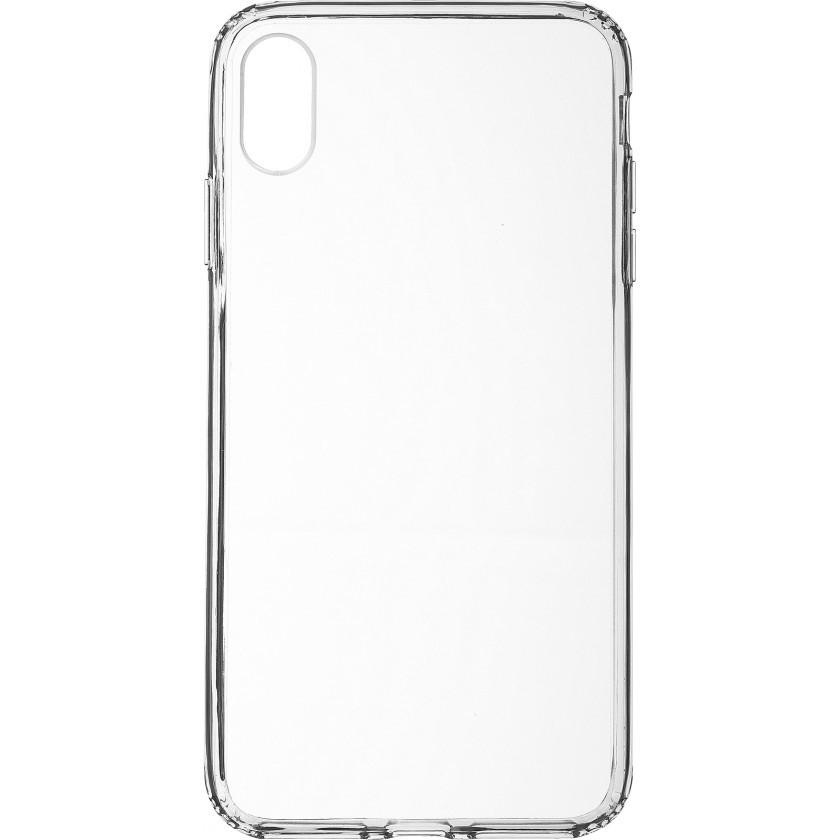 Pouzdra iPhone Zadní kryt pro Apple iPhone XR, průhledná