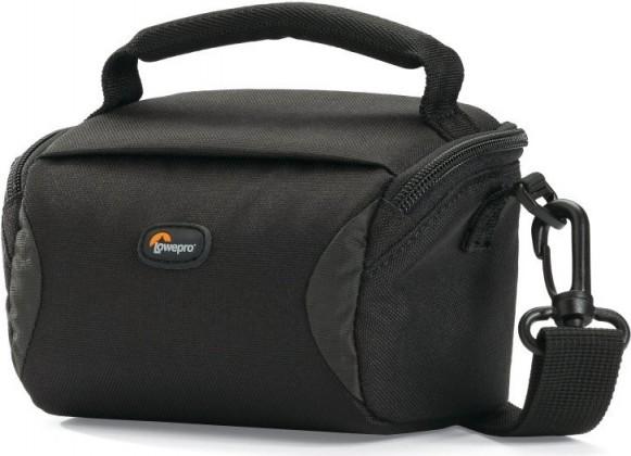 Pouzdra, obaly Brašna pro fotoaparát Lowepro Format 100, 13,5x9x8cm, černá