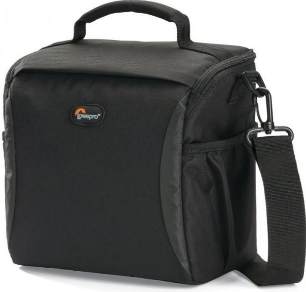 Pouzdra, obaly Brašna pro fotoaparát Lowepro Format 160, 21x12x19,5cm, černá