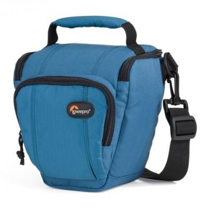 Pouzdra, obaly Lowepro Toploader Zoom 45 AW (16 x 10,5 x 16,3 cm) - Sea Blue