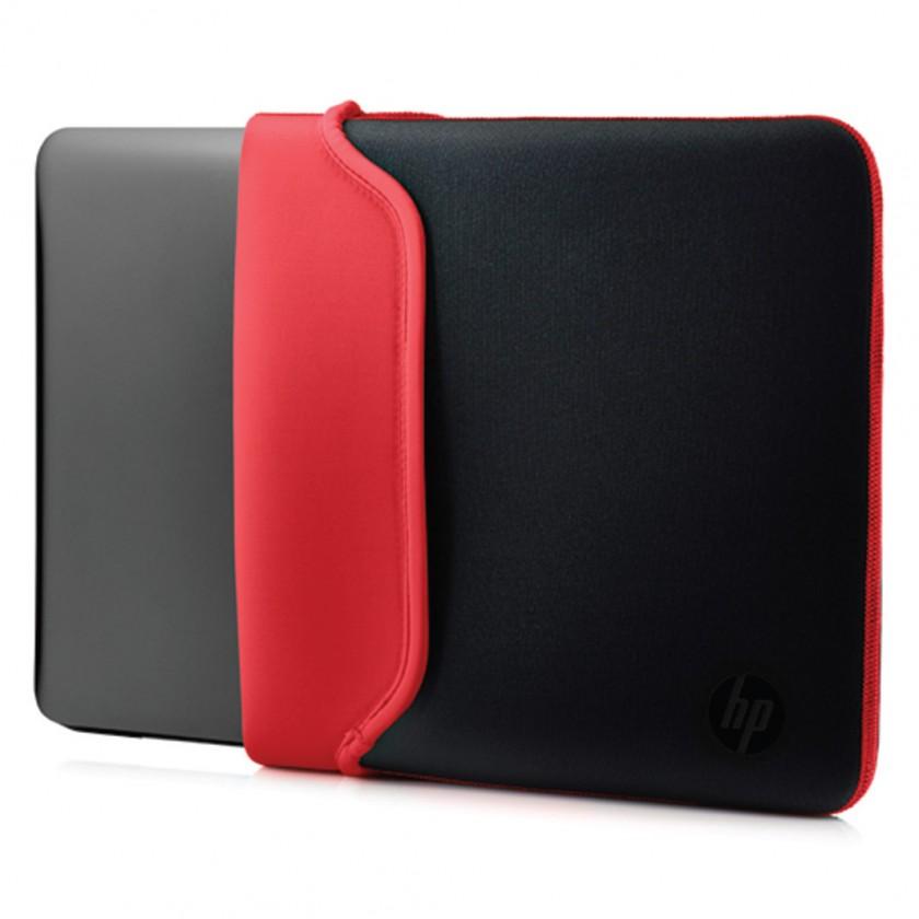 Pouzdra, obaly Pouzdro na notebook HP 15,6'', Neoprene Sleeve, černá/červená