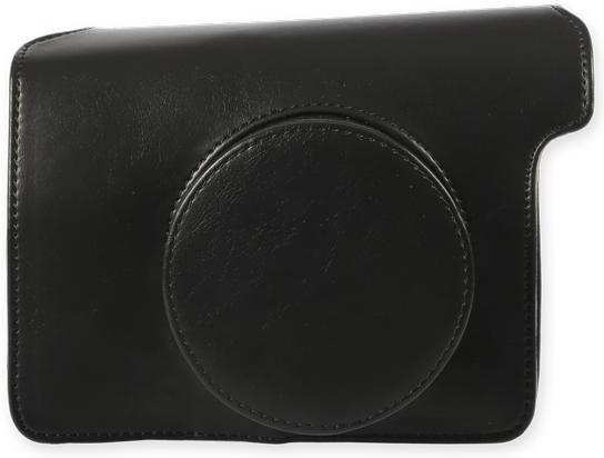 Pouzdra, obaly Pouzdro pro Instax Mini 300, kožené, černá