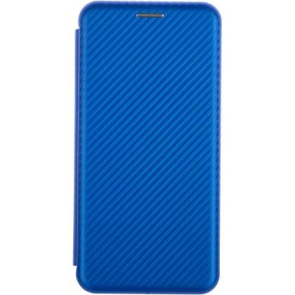 Pouzdra Samsung Pouzdro pro Samsung Galaxy A50, evolution karbon, modrá