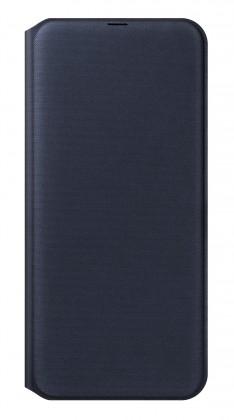 Pouzdra Samsung Pouzdro pro Samsung Galaxy A50, Wallet cover, černá