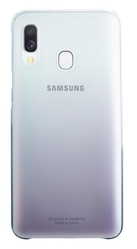 Pouzdra Samsung Zadní kryt pro Samsung Galaxy A40, Gradiation, černá