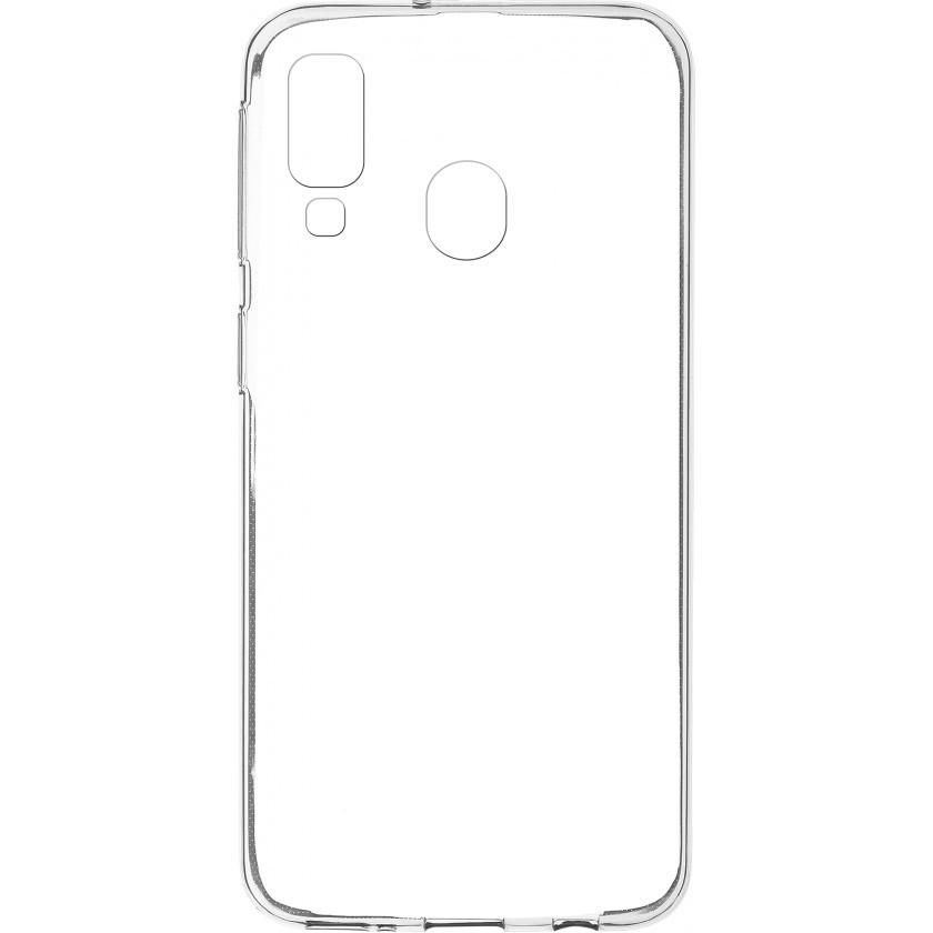 Pouzdra Samsung Zadní kryt pro Samsung Galaxy A40, slim, průhledná