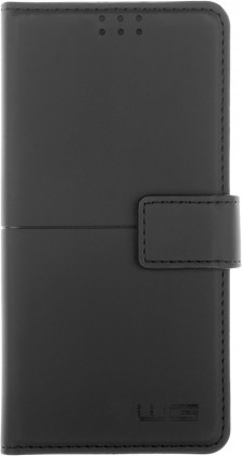 Pouzdra Xiaomi Pouzdro pro Xiaomi Redmi 7A, flipbook line, černá
