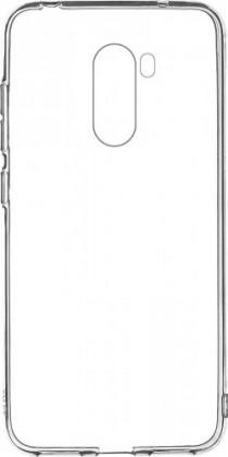 Pouzdra Xiaomi Zadní kryt pro Poco F1, průhledná