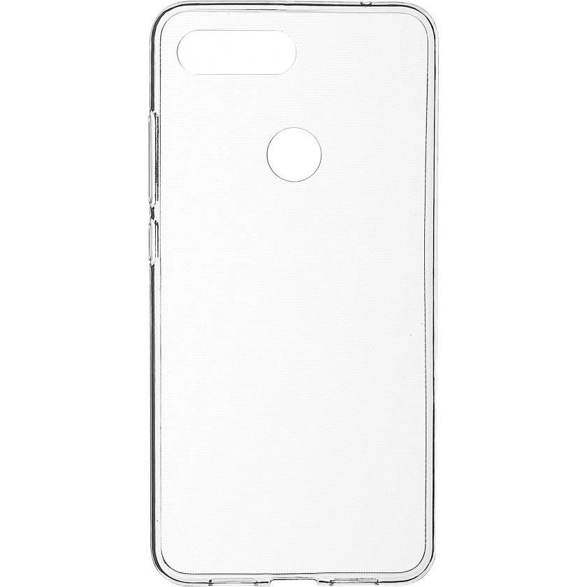 Pouzdra Xiaomi Zadní kryt pro Xiaomi Mi 8 LITE, průhledná