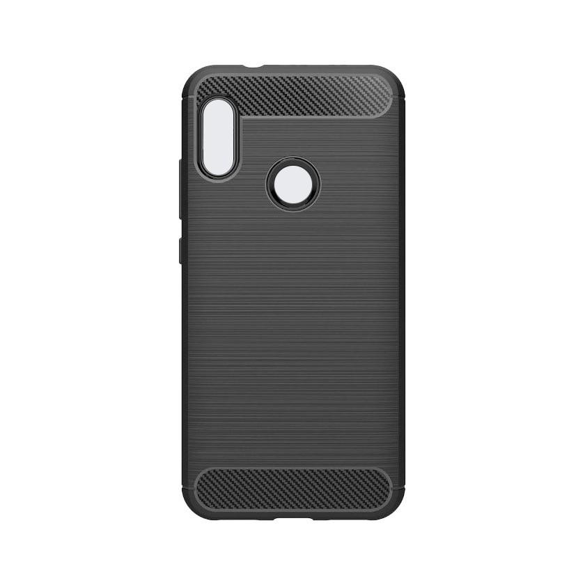 Pouzdra Xiaomi Zadní kryt pro Xioami Redmi 7, karbon, černá