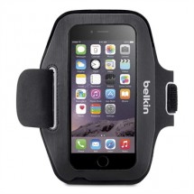 Pouzdro BELKIN SPORT-FIT Armband iPhone 6 černé