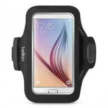Pouzdro Belkin sportovní Slim-Fit Plus Galaxy S7 černé