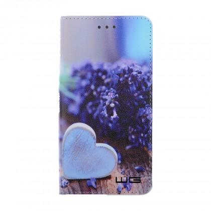 Pouzdro book Huawei Nova 3i (2018) Lavender