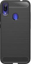 Pouzdro Carbon Redmi Note 7, černá